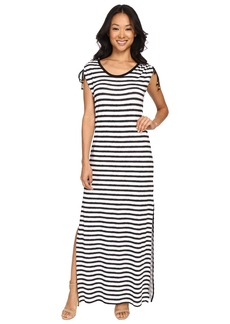 MICHAEL Michael Kors Pindo Stretch Ruched Maxi