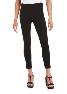 MICHAEL MICHAEL KORS Pintucked Stretch Hutton Pants