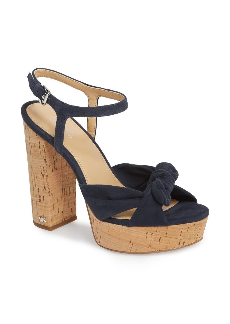 070e2ac361ec MICHAEL Michael Kors MICHAEL Michael Kors Pippa Platform Sandal ...