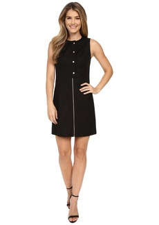 MICHAEL Michael Kors Placket Detail Dress