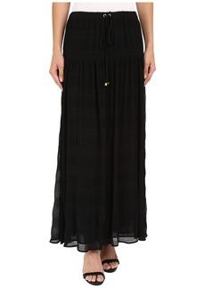 MICHAEL Michael Kors Pleated Maxi Skirt