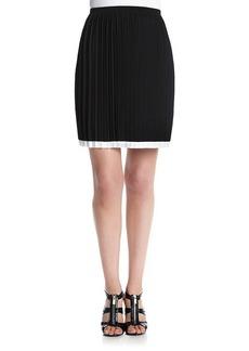 MICHAEL Michael Kors® Pleated Skirt