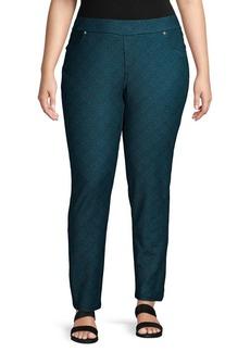 MICHAEL Michael Kors Plus Classic Printed Pants