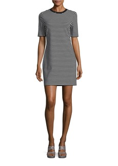 MICHAEL MICHAEL KORS Striped Knit Dress