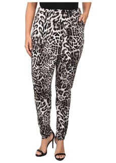 MICHAEL Michael Kors Plus Size Fremont Cross Over Pant