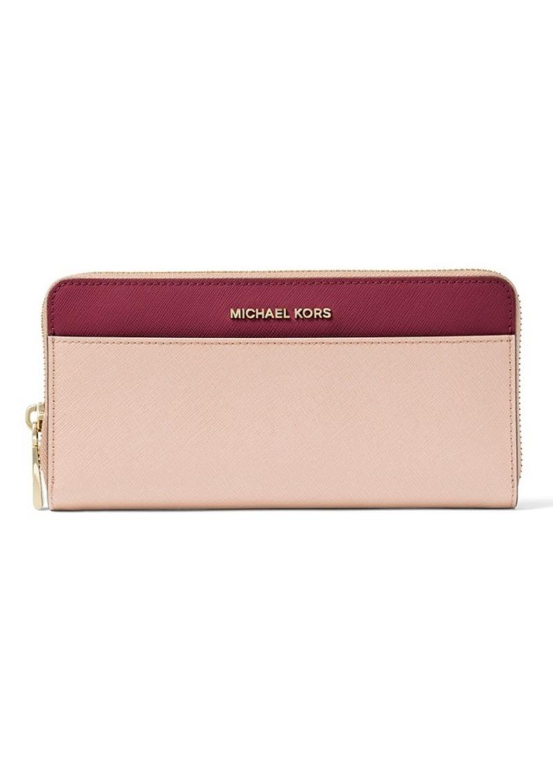 d6c3c29f8189 MICHAEL Michael Kors MICHAEL Michael Kors® Pocket Zip Around ...