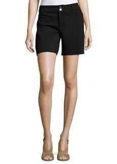 MICHAEL Michael Kors Ponté Straight-Leg Shorts