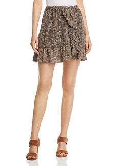 MICHAEL Michael Kors Pop Deco Tulip Print Ruffle Skirt - 100% Exclusive