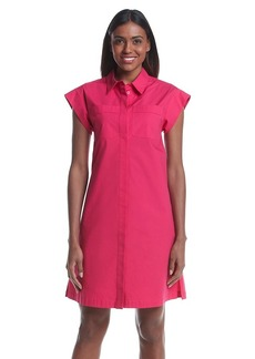 MICHAEL Michael Kors® Poplin T-Shirt Dress