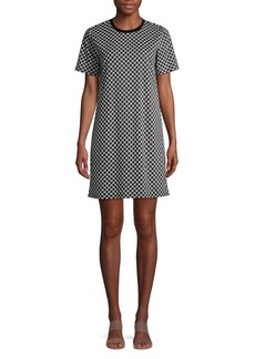 MICHAEL Michael Kors Printed Cotton Shirtdress