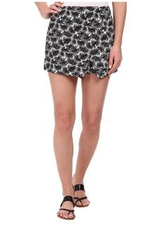 MICHAEL Michael Kors Printed Wrap Front Shorts