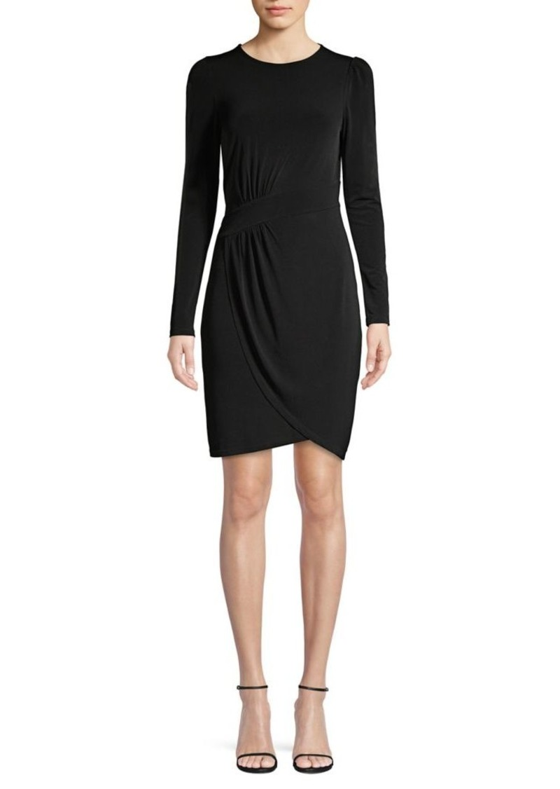 MICHAEL Michael Kors Puff Sleeve Sheath Dress