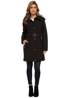 MICHAEL Michael Kors Quilted Soft Shell Jacket