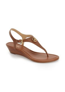 MICHAEL Michael Kors 'Ramona' Wedge Sandal (Women)