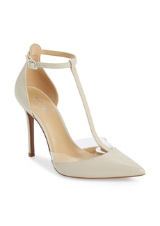 MICHAEL Michael Kors Renata Pointed Toe Pump (Women)