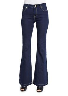 MICHAEL Michael Kors Retro Flared Jeans