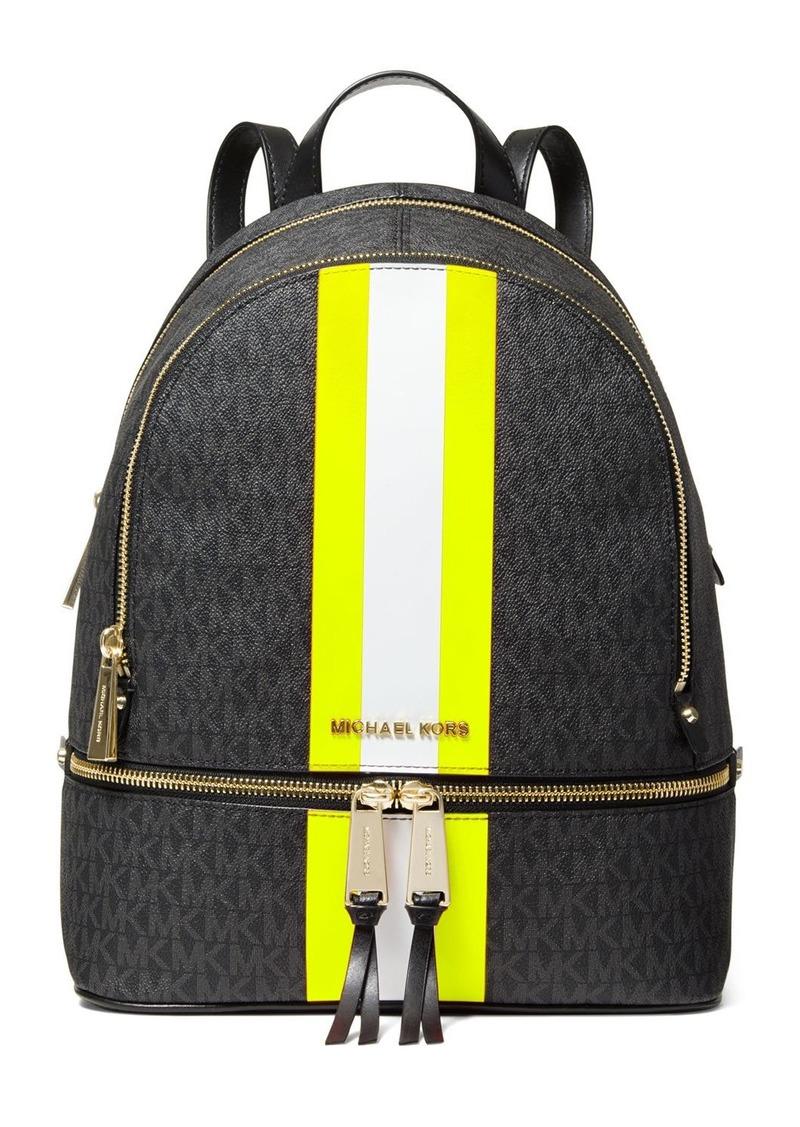 MICHAEL Michael Kors Rhea Medium Backpack