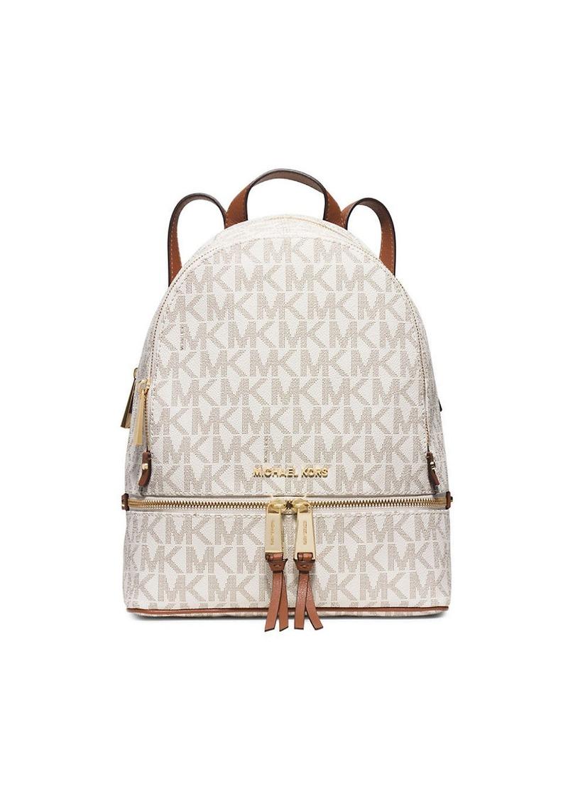 MICHAEL MICHAEL KORS Rhea Small Signature Backpack