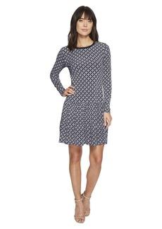 Rope Geo T-Shirt Dress