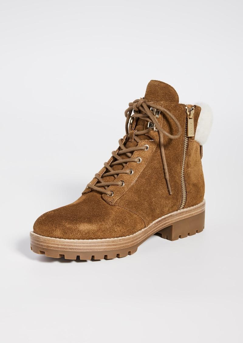 MICHAEL Michael Kors Rosario Combat Boots
