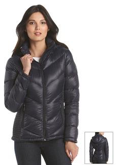 MICHAEL Michael Kors® Ruched Side Packable Jacket