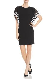 MICHAEL Michael Kors Ruffle-Sleeve Dress - 100% Exclusive