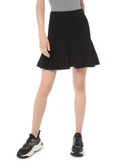 MICHAEL Michael Kors Ruffled A-Line Skirt