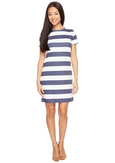 MICHAEL Michael Kors Rugby Stripe T-Shirt Dress