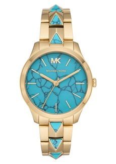 MICHAEL Michael Kors Runway Mercer Bracelet Watch, 38mm