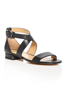 MICHAEL Michael Kors Sabrina Criss Cross Sandals