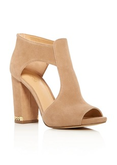 MICHAEL Michael Kors Sabrina Cutout High Heel Sandals