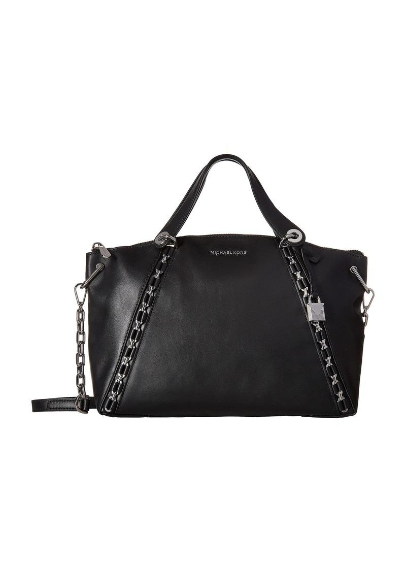 0bb50a78b13ea8 MICHAEL Michael Kors Sadie Large Top Zip Satchel | Handbags
