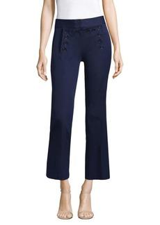 Sailor Crop Pants