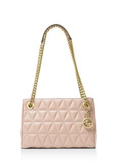 MICHAEL Michael Kors Scarlett Quilted Leather Shoulder Bag