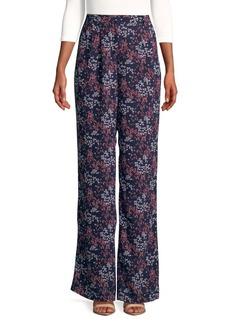 MICHAEL Michael Kors Scat Floral Pants
