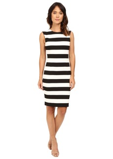MICHAEL Michael Kors Scoop Back Seamed Dress