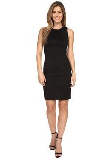 MICHAEL Michael Kors Scuba Panel Zip Dress
