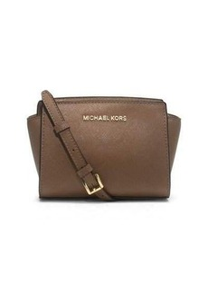MICHAEL Michael Kors Selma Mini Saffiano Messenger Bag