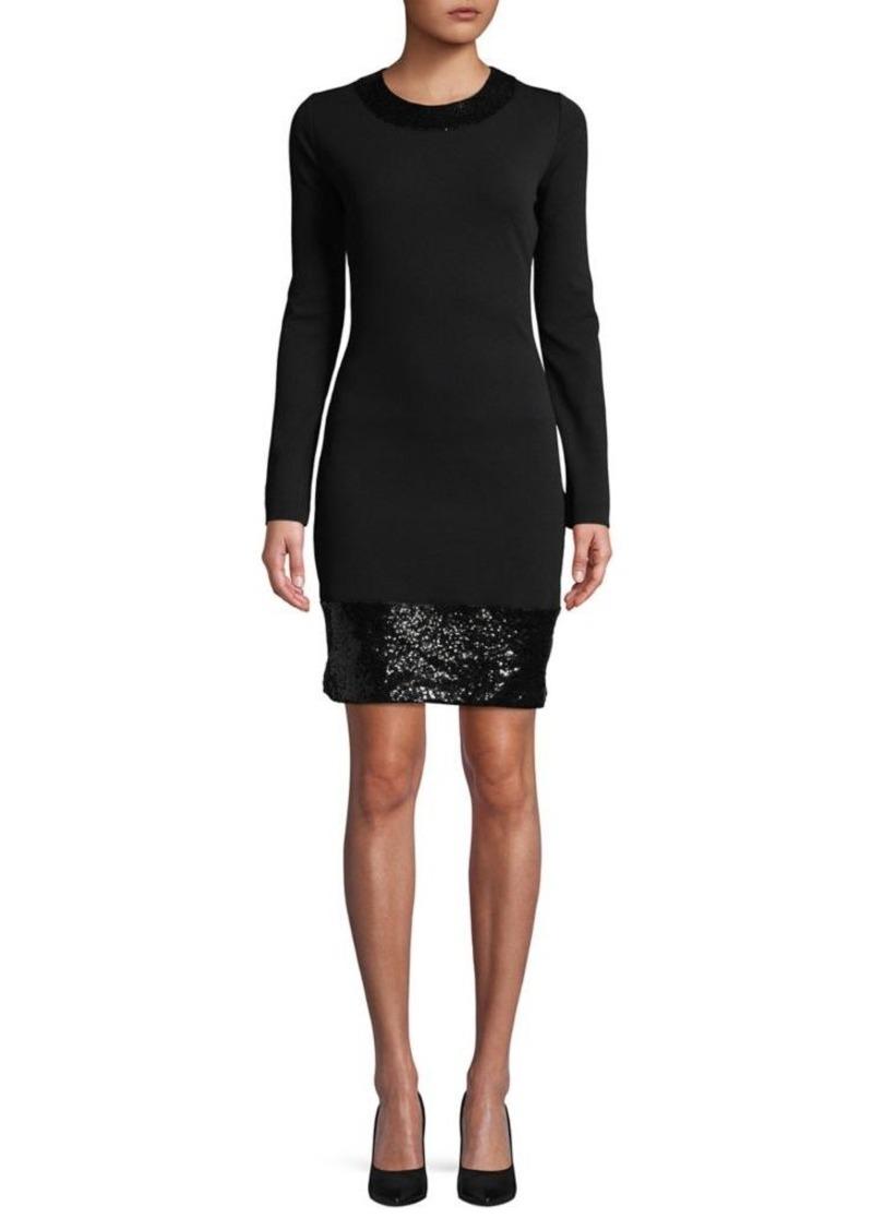 b2fe203844a MICHAEL Michael Kors MICHAEL Michael Kors Sequin Bodycon Dress