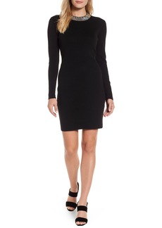 MICHAEL MIchael Kors Sequin Collar Dress