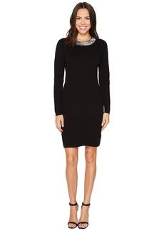 MICHAEL Michael Kors Sequin Collar Dress