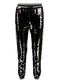 MICHAEL Michael Kors Sequined Trousers