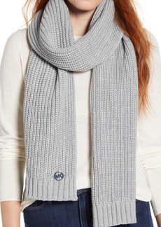 MICHAEL Michael Kors Shaker Knit Scarf