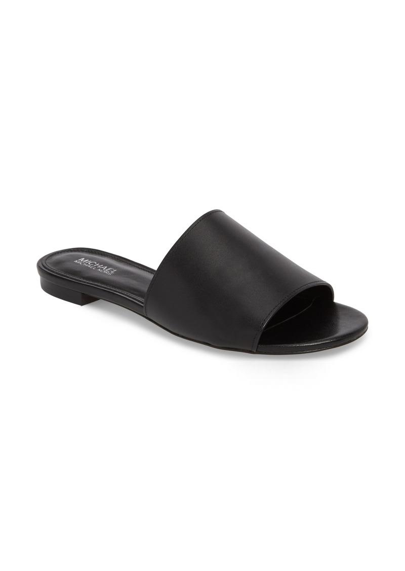 edd6c569cb3 MICHAEL Michael Kors MICHAEL Michael Kors Shelly Slide Sandal (Women ...