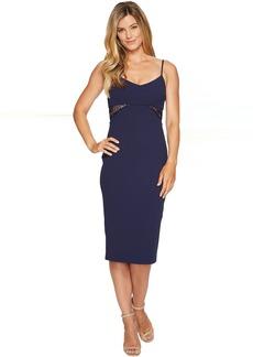 MICHAEL Michael Kors Shirred Panel Strappy Dress