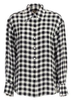 MICHAEL Michael Kors Shirt L/s Silk Check