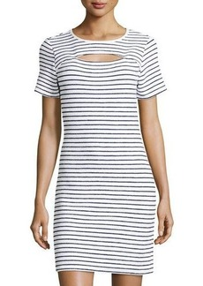 MICHAEL Michael Kors Short-Sleeve Cutout Dress