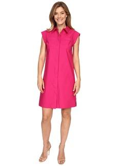 MICHAEL Michael Kors Short Sleeve Pocket Dress