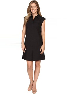 MICHAEL Michael Kors Short Sleeve Pocket Dress