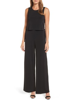 MICHAEL Michael Kors Side Lace-Up Jumpsuit
